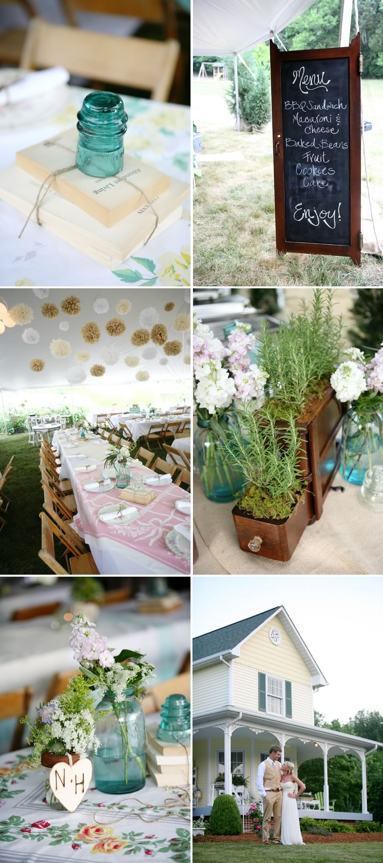 vintage-rustic-backyard-wedding (15)
